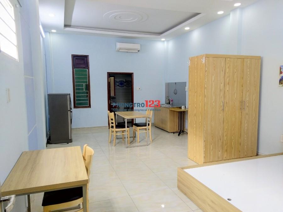 Phòng trọ đầy đủ tiện nghi Quận Tân Bình 35m²