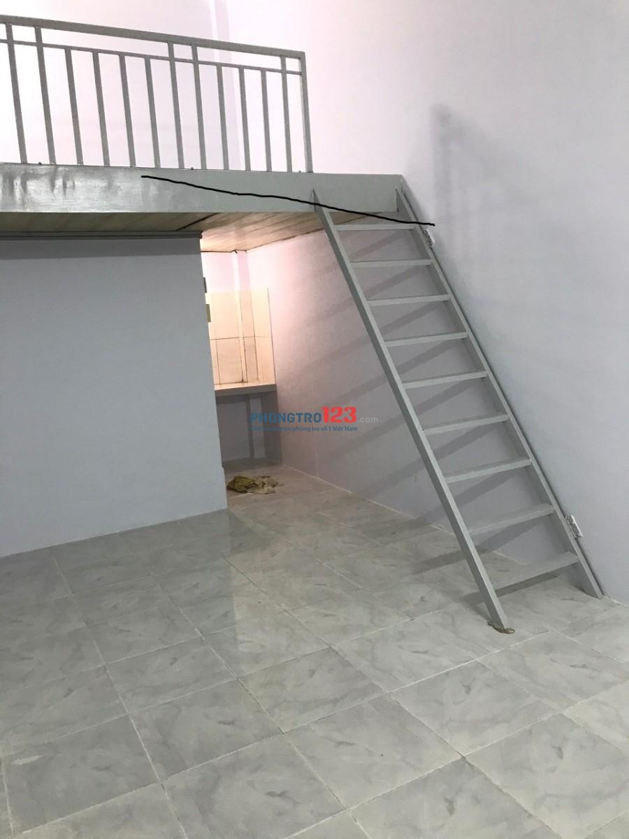 Cho thuê phòng trọ 28m2 tại 140A đường Bùi Thị Xuân P2 Quận Tân Bình giá 2.6tr