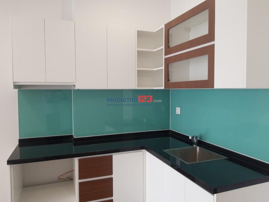 Cho thuê Căn hộ Mini cao cấp tiện nghi The PegaSuite 45m² 1PN siêu mới + rẻ !