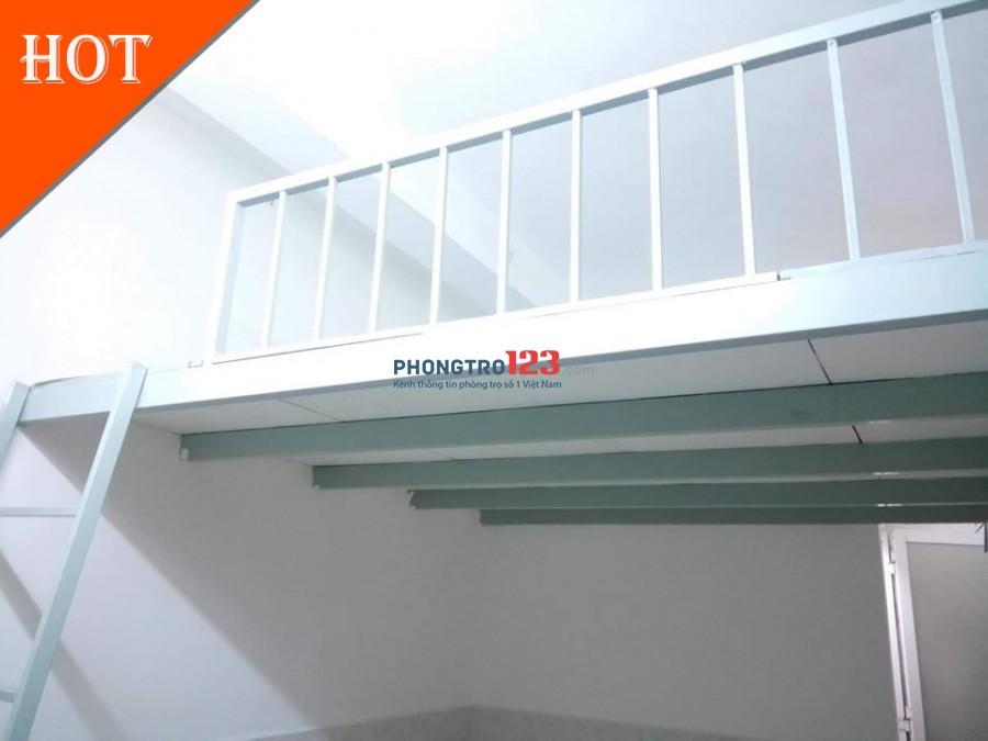 Phòng trọ có gác giá rẻ Phú Nhuận, gần Phan Xích Long