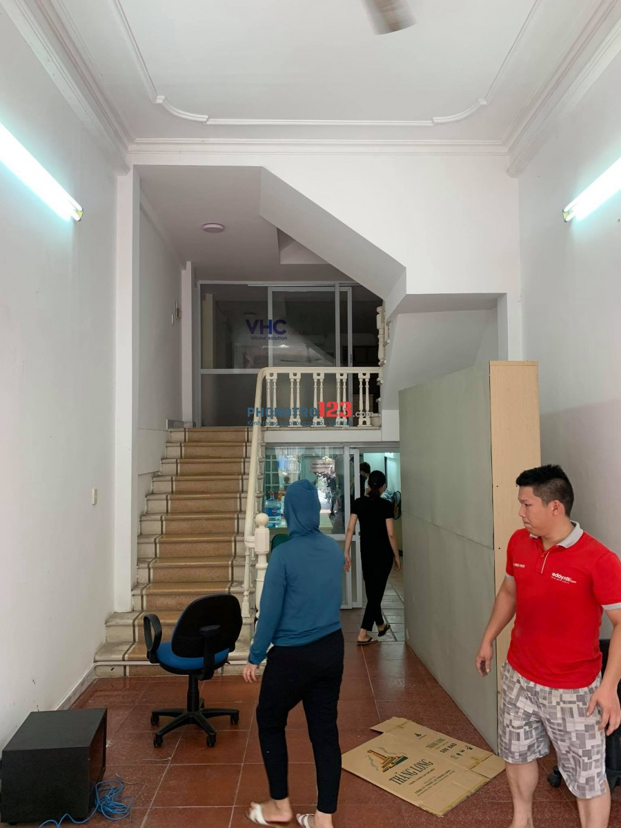 Cho Thuê Mặt tiền kinh doanh 60m2 Võ Thị Sáu, Hai Bà Trưng