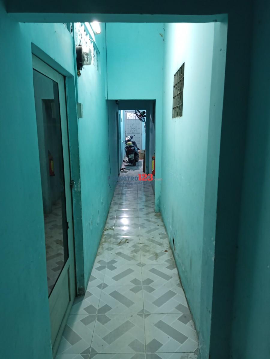 Phòng trọ đường Thống Nhất, p11, quận Gò Vấp