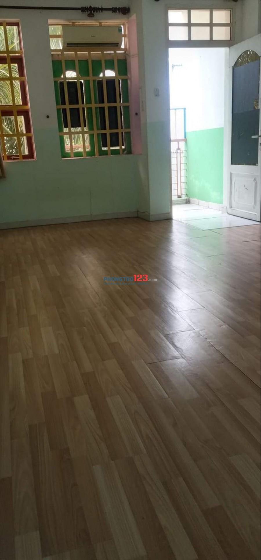 Phòng trọ cho thuê sạch sẽ, thoáng, sáng tại phường Phú Mỹ, Quận 7 giá rẻ