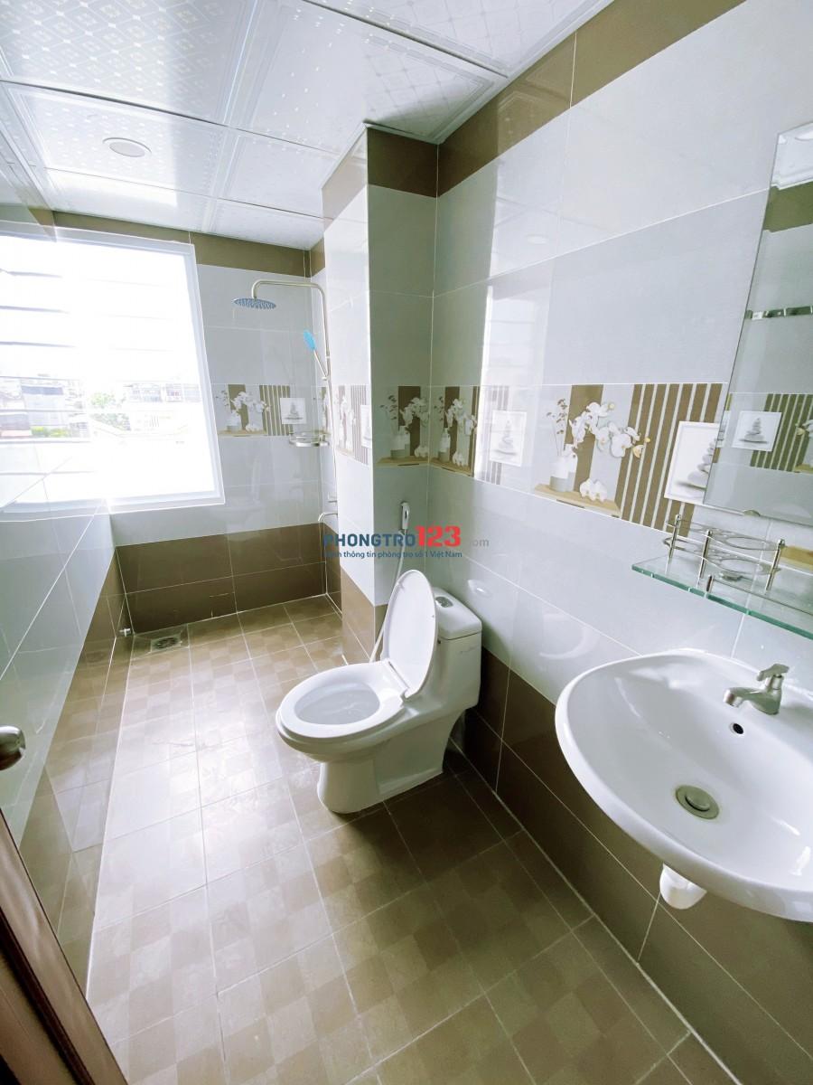 Phòng cho thuê 1 phòng ngủ 45m2 cầu Tham Lương, KCN Tân Bình