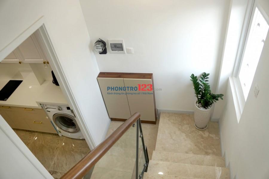 Cho thuê căn hộ Studio Full nội thất mới cao cấp chuẩn Khách Sạn tại 780 Nguyễn Kiệm P4 Phú Nhuận