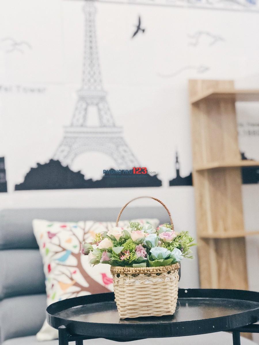 Homestay siêu đẹp full nội thất Hà Huy Giáp Q12