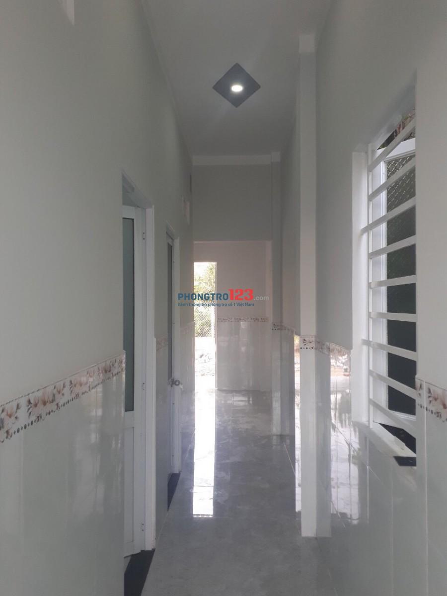Cho thuê dài hạn nhà mới ngay tại Thủ Dầu Một Bình Dương