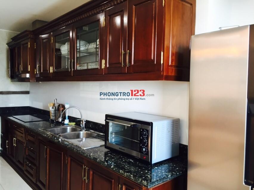 Cho thuê căn hộ cao cấp 2 và 3 phòng ngủ - TD Plaza Hải Phòng