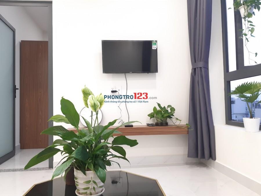 Hệ thống phòng trọ mới xây có nội thất, bảo vệ ngay Lotte, Phú Mỹ Hưng, cầu Kênh Tẻ