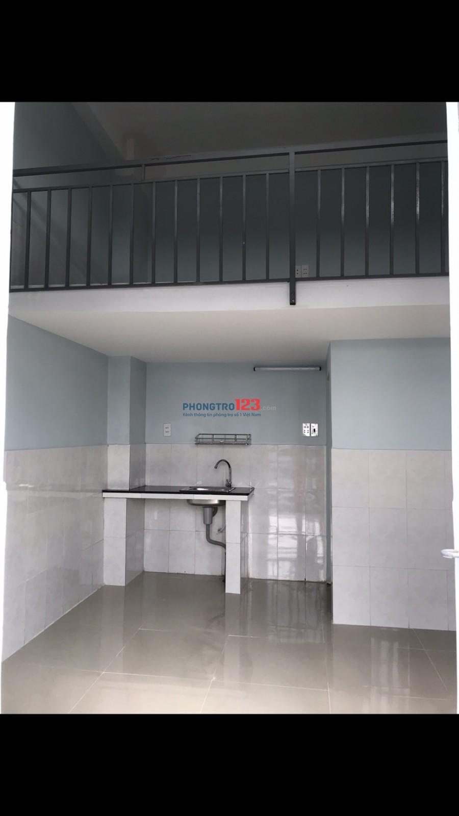 Phòng trọ mới xây, có gác lửng, sạch sẽ, khu an ninh, yên tĩnh tại đường 160 - Lã Xuân Oai, Quận 9