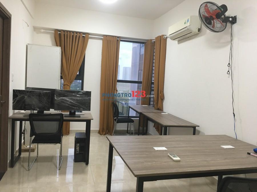 Nam ghép phòng CC Centana quận 2 nhà mới. Giá 1.5 T