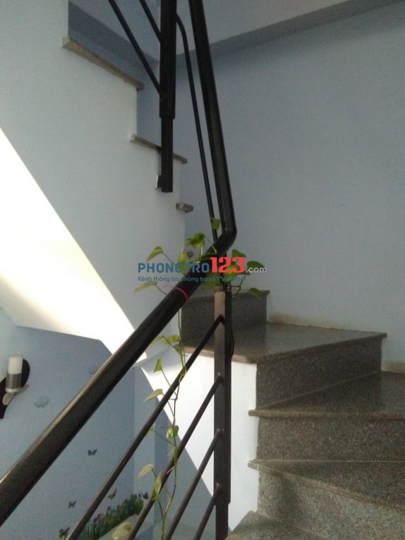 Cho thuê phòng trọ Ung Văn Khiêm, P25 Quận Bình thạnh