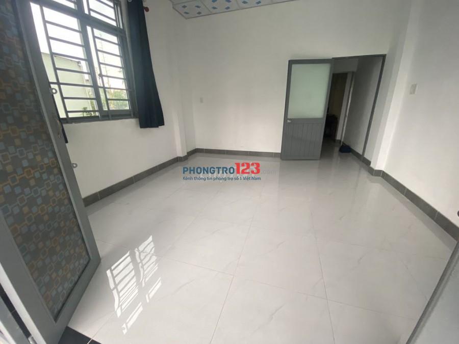 Nhà cho thuê nguyên căn 1 trệt 1 lầu diện tích 62m2 Vĩnh Phú, Thuận An