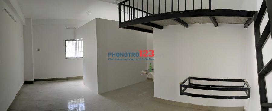 Phòng trọ giá rẻ dạng căn hộ dịch vụ Phan Văn Hớn Q12 2 triệu/tháng