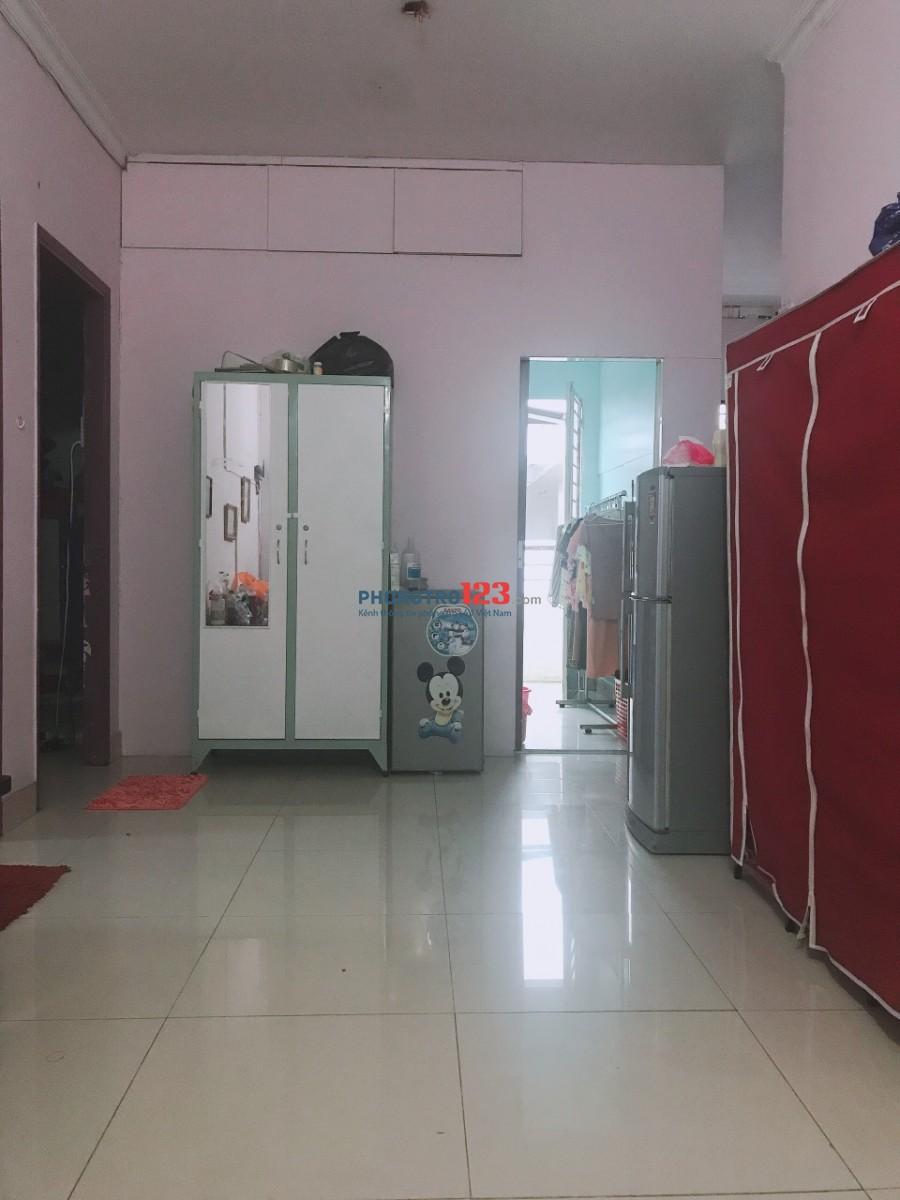 Tìm nữ ở ghép - Căn hộ Chung cư Gò Dầu 2 Đường Tân Sơn Nhì