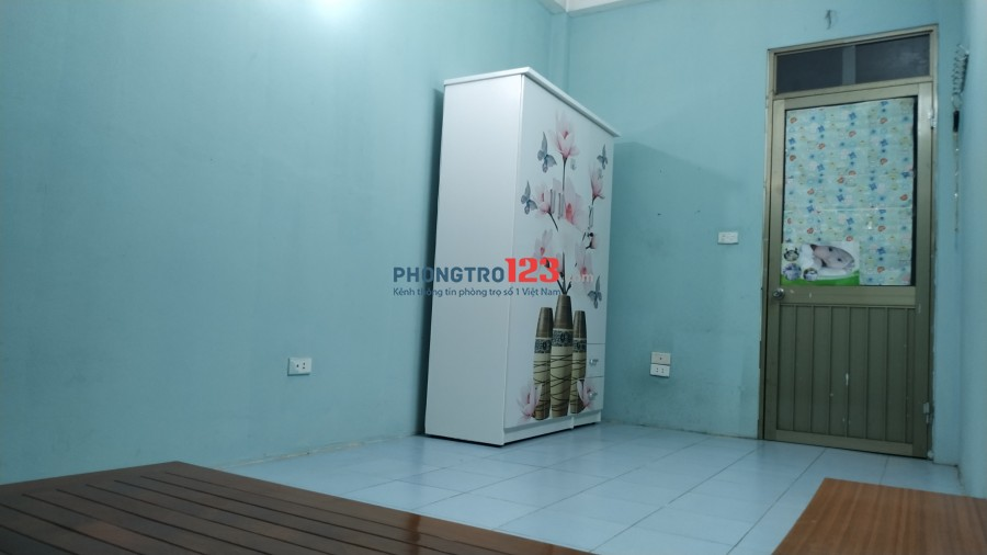 Phòng trọ giá rẻ tại quận Ba Đình