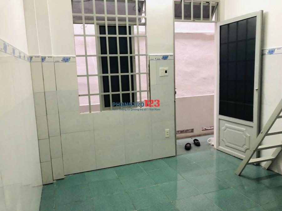 Cho thuê phòng trọ giá rẻ 18m2, đường Cộng Hòa, Tân Bình