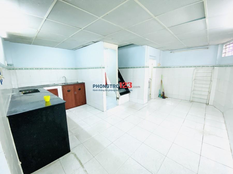 Nhà nguyên căn trệt lửng, 2 phòng ngủ, phòng khách, bếp. 75m2 - Phường 8, Gò Vấp. 0971054050