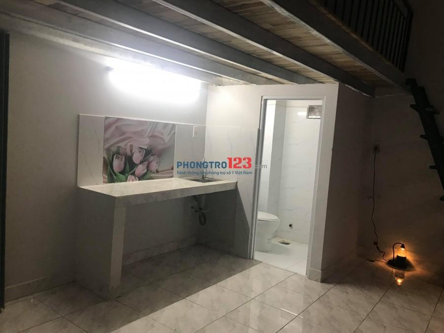 Phòng trọ Gò Vấp có máy lạnh có ban công tại Lê Đức Thọ Gò Vấp