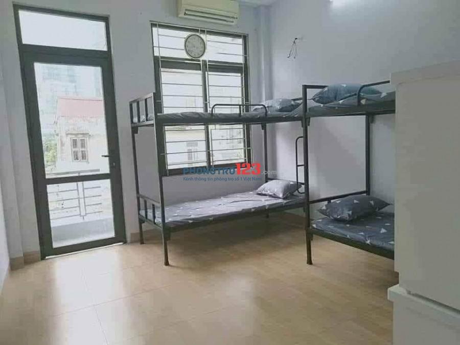 Cho thuê homestay kiểu phòng trọ đầy đủ tiện nghi, nhà mới