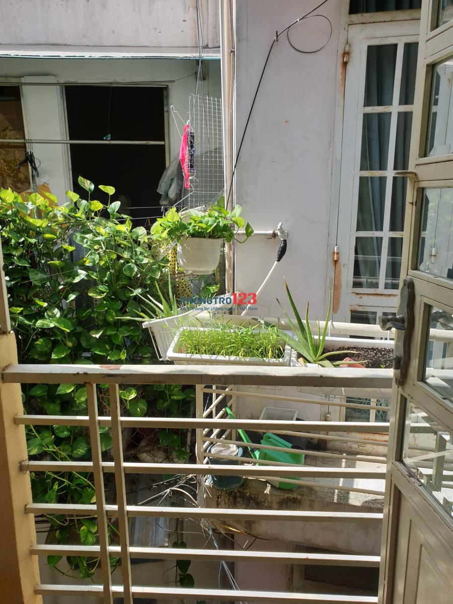 Cho thuê nhà nguyên căn đường Nơ Trang Long 1 lầu. 7.500.000đ/tháng