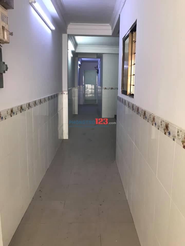 Cho thuê phòng tại 122/46/22 Bùi Đình Túy, P12, Q. Bình Thạnh.