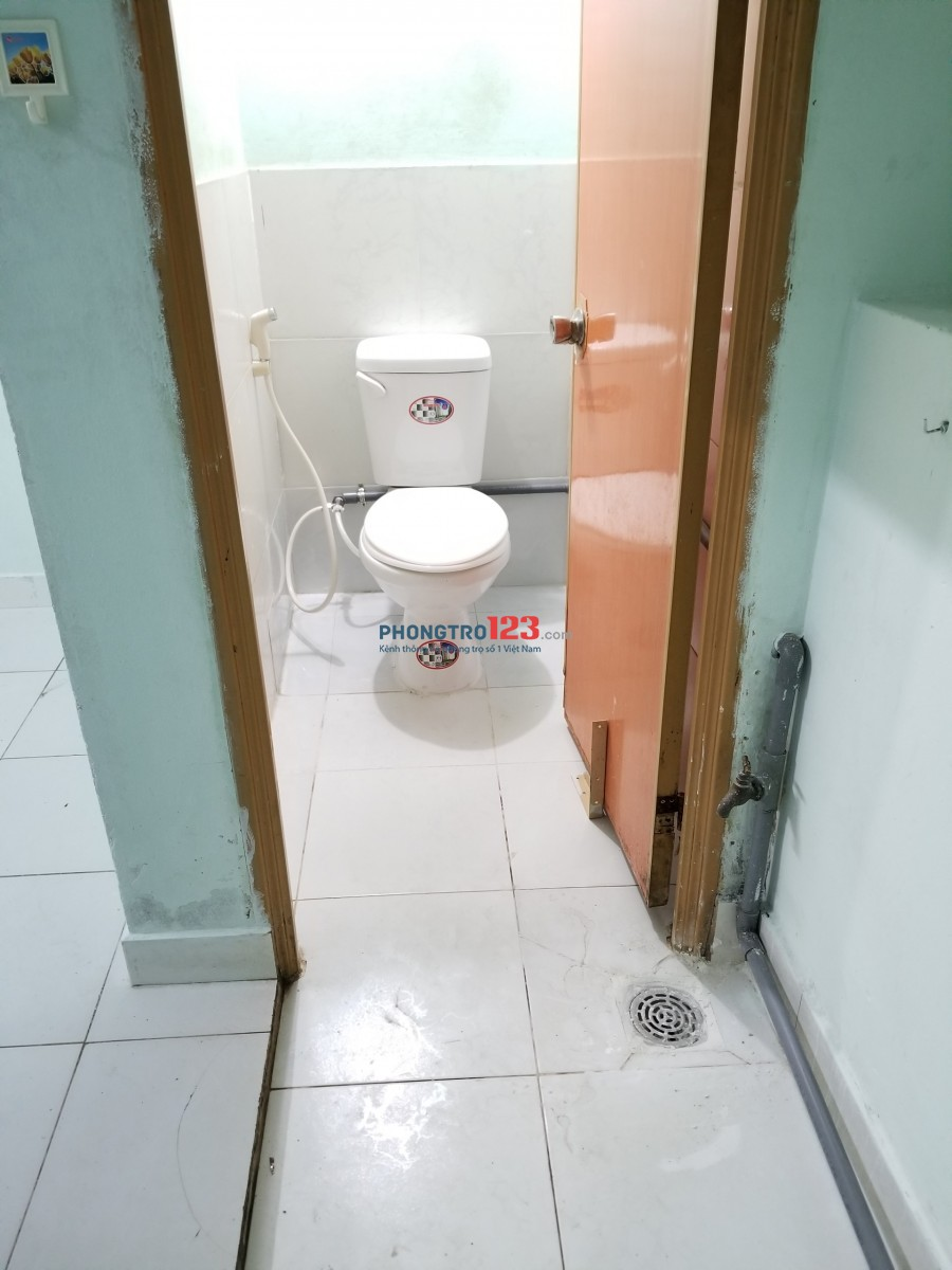 Phòng trọ Đinh Bộ Lĩnh quận Bình Thạnh giá thuê 2tr6