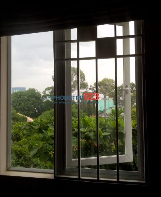Cho thuê căn hộ mini 20m2 Q.11, view công viên
