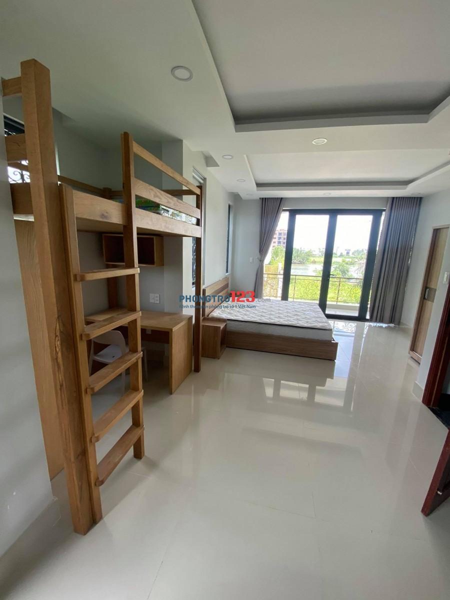 Cho thuê phòng trọ tại căn hộ cao cấp ở Bình Thạnh