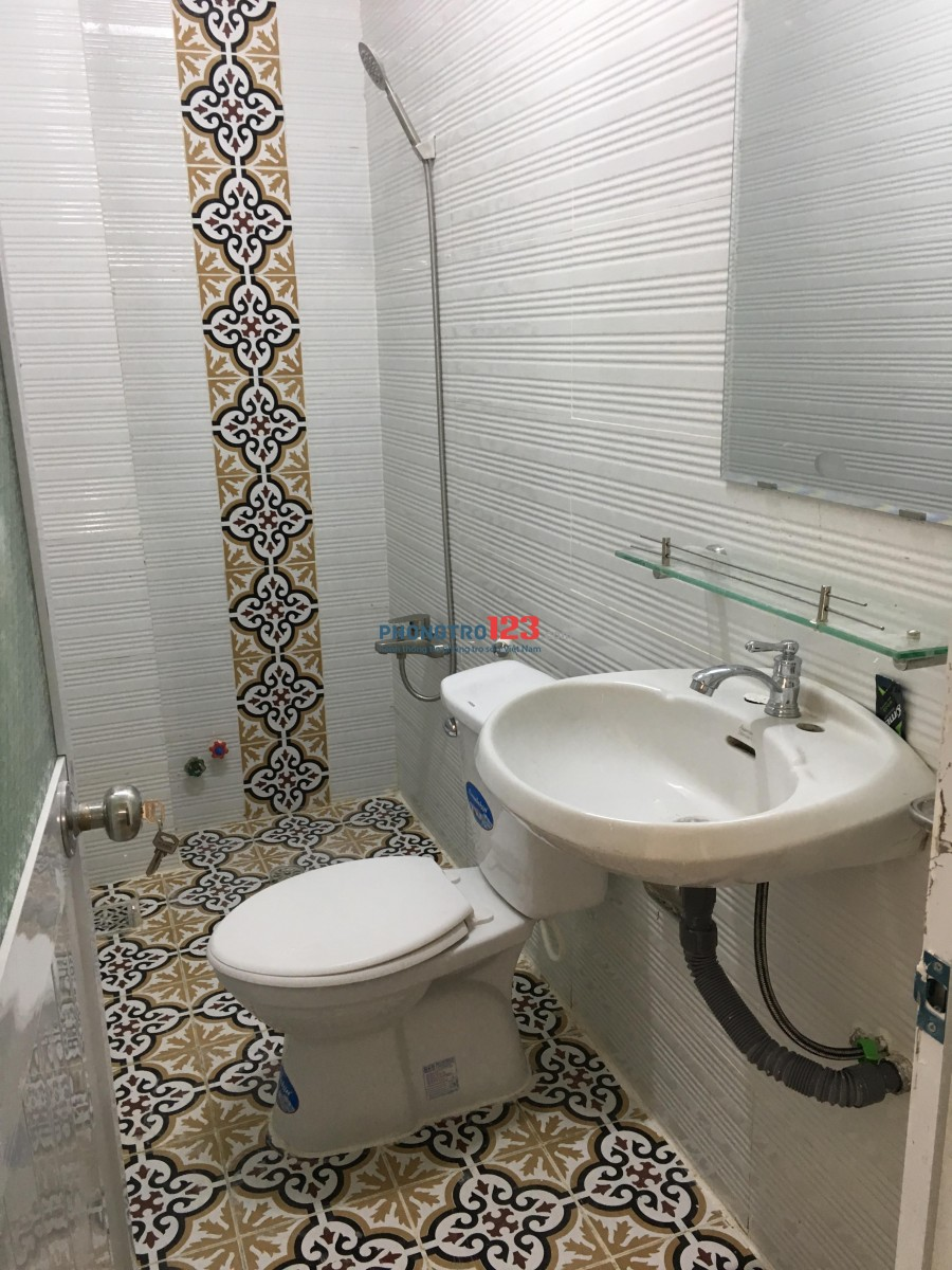Cho thuê phòng mới ngay ngã tư Phan Đăng Lưu giao Hoàng Hoa Thám quận Bình Thạnh, gần trường đại học Mỹ thuật TP HCM