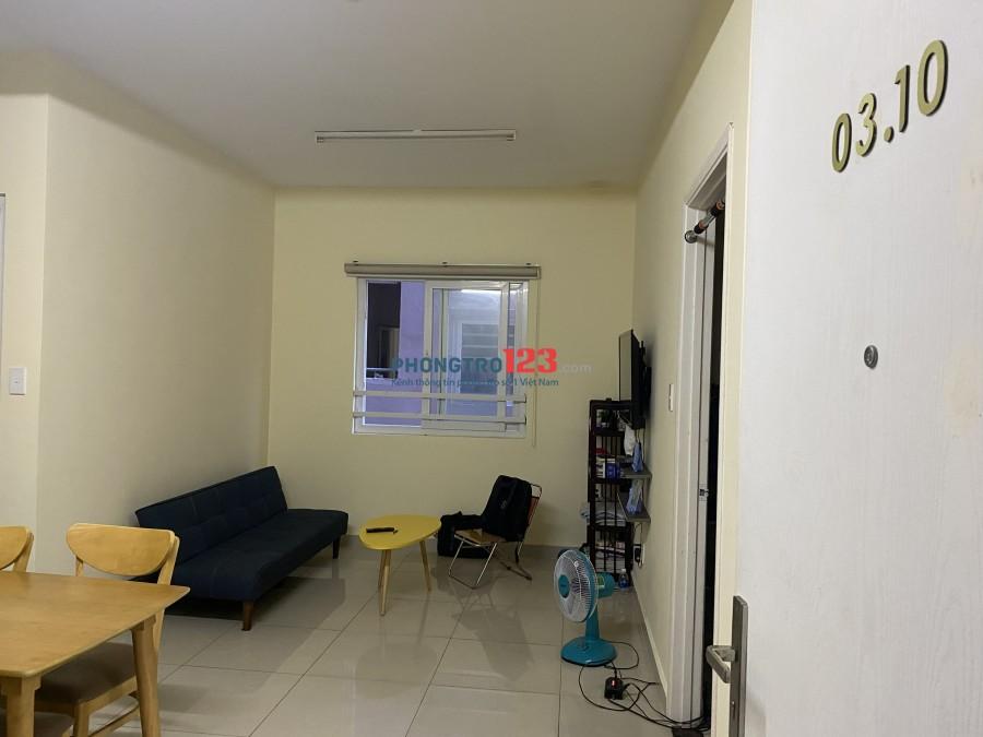 Cho Thuê căn hộ Đạt Gia 50m2, giá 6triệu/tháng