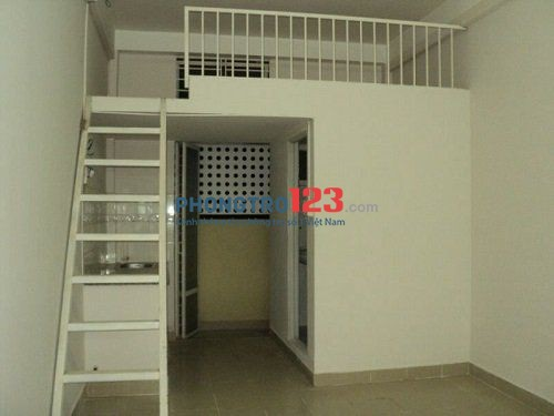 Nhà trọ đường Nguyễn Xí WC riêng, Nhà trọ mới xây mới tinh, sạch sẽ