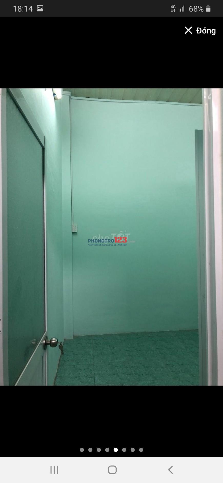 Cho thuê nhà nguyên căn hẻm 4m Lê Quang Định, 2T, 2PN, 2WC, phường 11, Bình Thạnh, 7tr