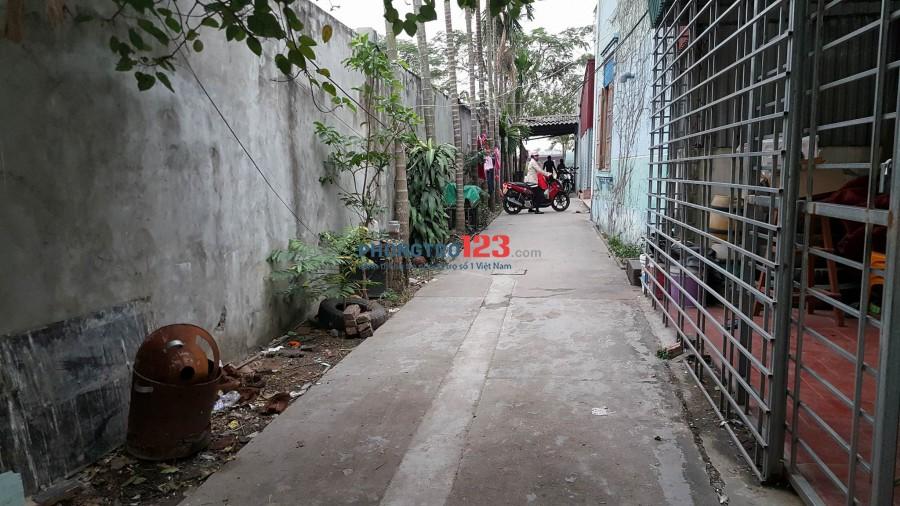 Cho thuê phòng trọ ngõ 83 Phạm Văn Đồng- gần tòa nhà Mobiphone