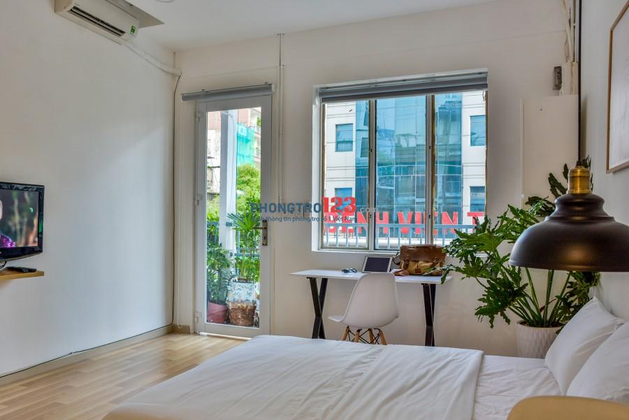 Phòng trọ Quận 1 35m², siêu đẹp, yên tĩnh