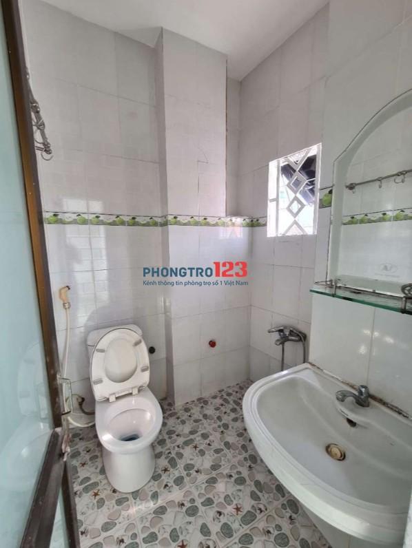 Cho thuê phòng mới 25m2 nhà hẻm xe tải tại Nguyễn Văn Đậu Q Bình Thạnh giá từ 3,5tr/th