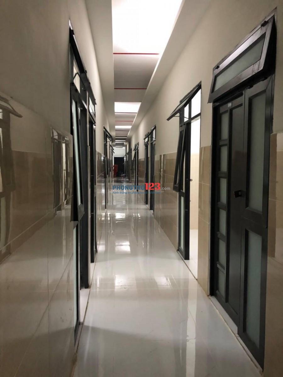 Phòng mới xây gần Etown Cộng Hòa Chính chủ, thích hợp sinh viên và NVVP