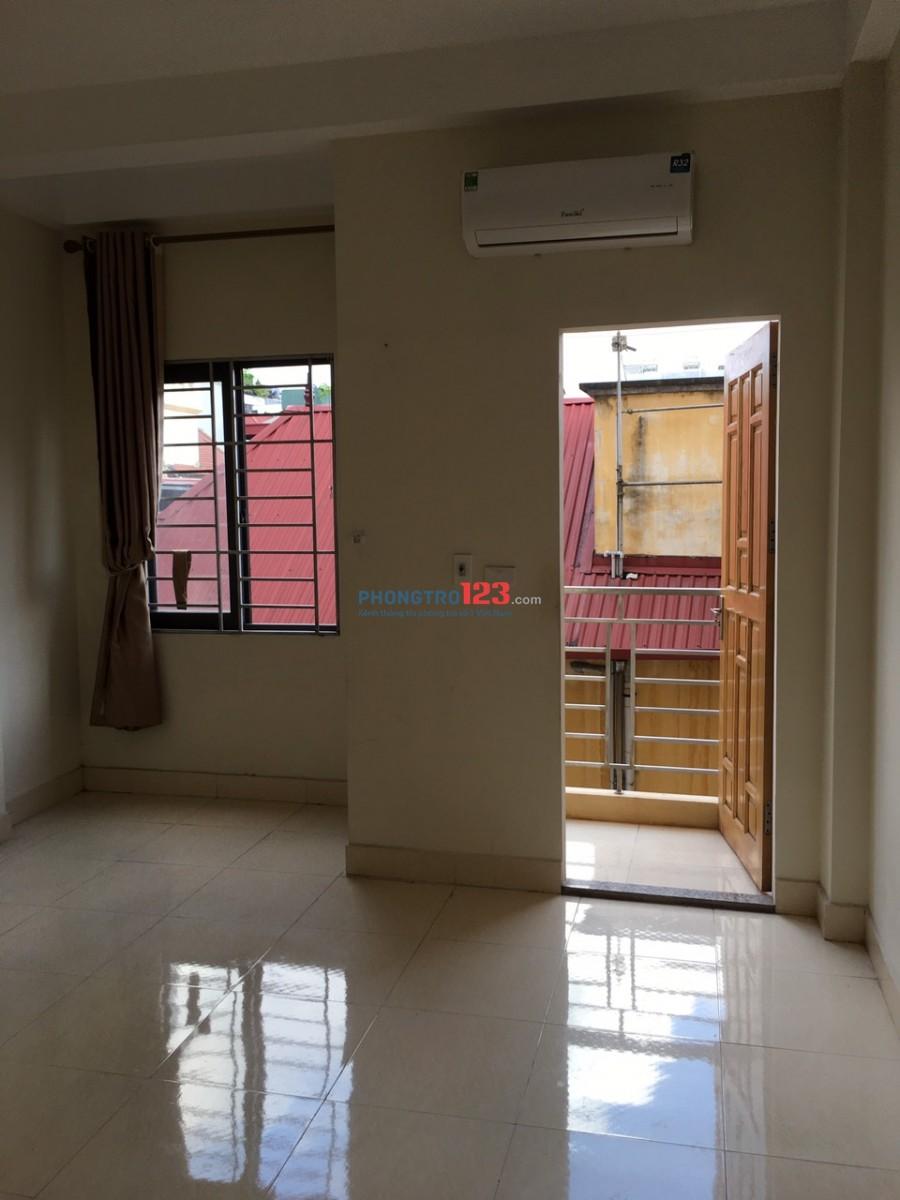 Chung cư mini mới 6 tầng cho thuê sạch đẹp đầy đủ tiện nghi ở trung tâm mới của Hà Nội ở sát khu vực Tây Hồ Tây khu vực