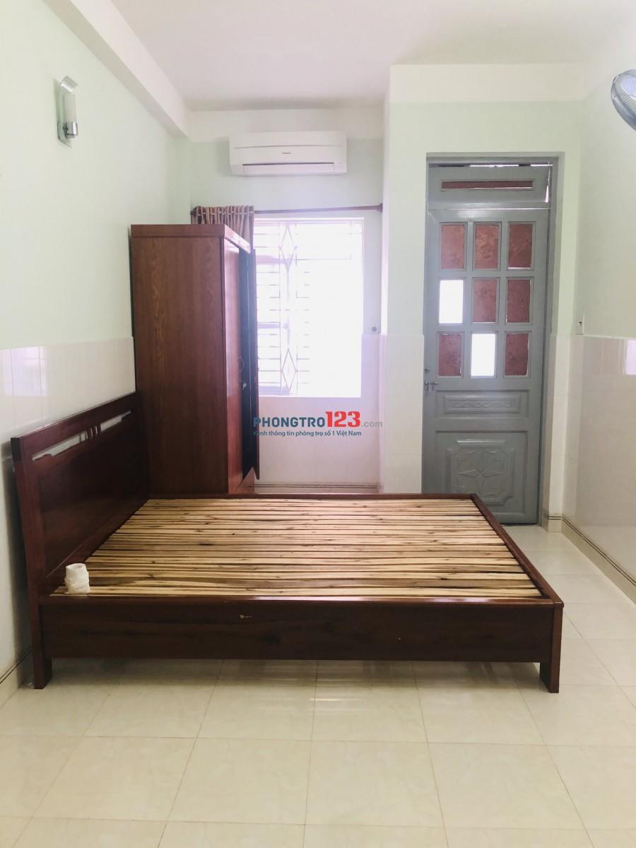 Cho thuê phòng trọ trung tâm Quận 1 trên đường Nguyễn Trãi