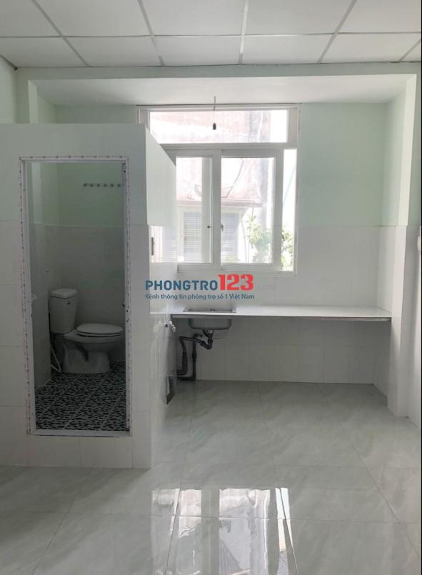 Cho thuê phòng trọ dạng căn hộ mini Full nội thất ngay trung tâm Q4