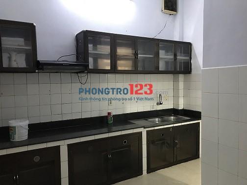 Nhà cho thuê mặt tiền đường Bình Lợi 5x15m trệt 2 lầu
