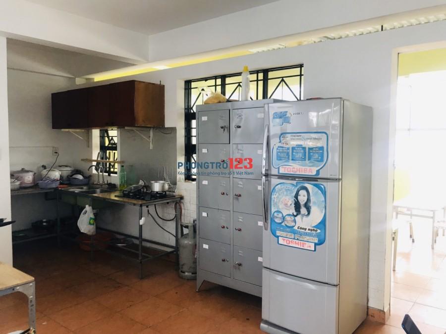 Cho thuê phòng trọ KTX mới ngay trung tâm Quang Trung - Huỳnh Khương An Q Gò Vấp
