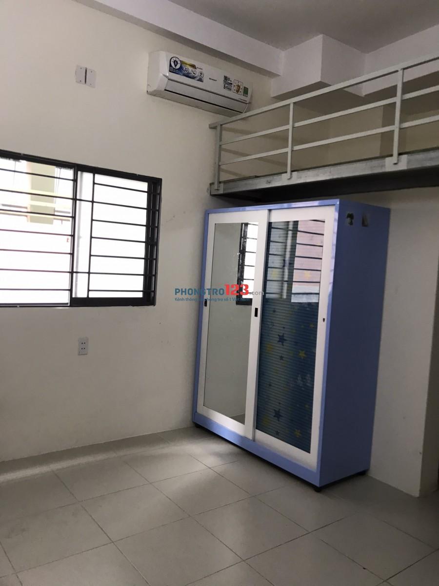 Căn hộ Mini Cao Cấp MỚI 100%, Gác+Thang Máy+Máy Lạnh+Hầm xe, dt 16-36m2, ngay ĐH Bách Khoa TPHCM