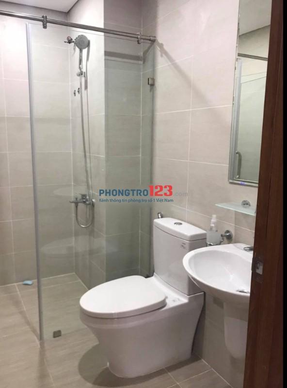 Cho thuê Phòng bao điện nước trong căn hộ chung cư Cityland Park Hills Q Gò Vấp giá 7,5tr/th