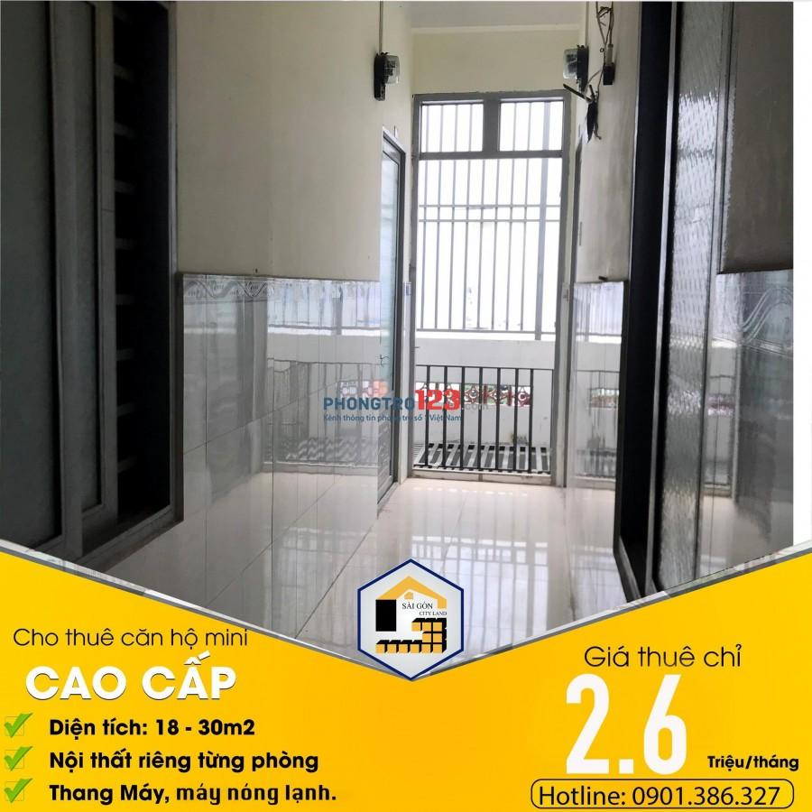 Phòng trọ cao cấp ngay Aeon Tân Phú, có gác, máy lạnh - giá sinh viên