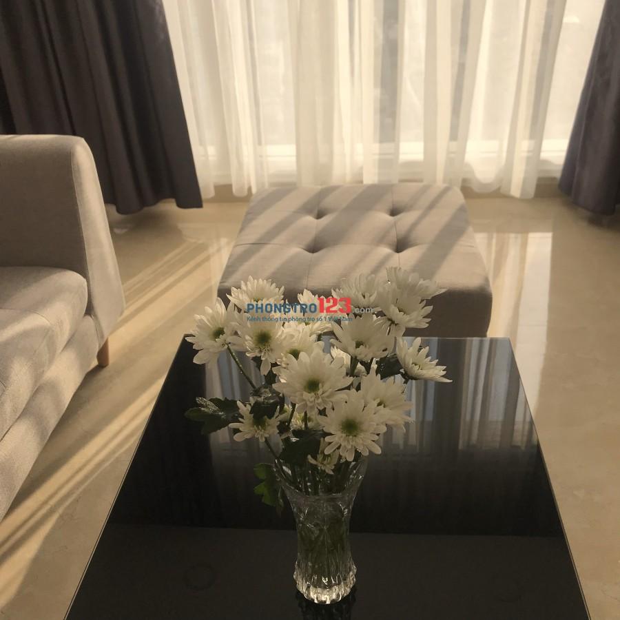 Chính chủ cho thuê phòng master 1PN/1WC full nội thất thuộc chung cư Golden Star, nhà mới nhận, sạch đẹp