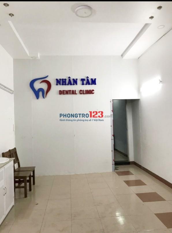 Chính chủ cho thuê mặt bằng kinh doanh mặt tiền 230 Gò Dầu P Tân Quý Q Tân Phú