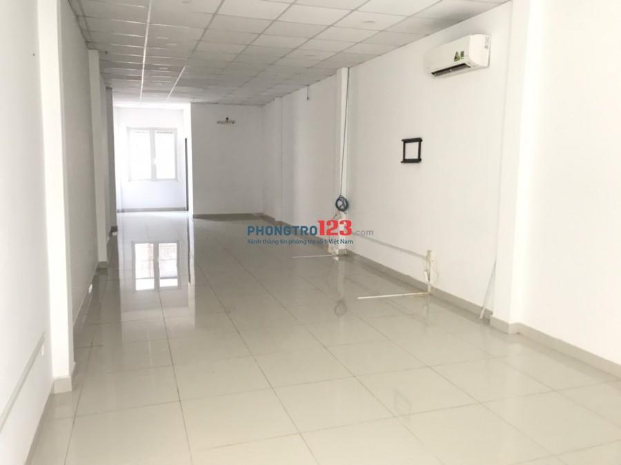 Cho thuê mặt bằng văn phòng tầng 2 Nhà mặt tiền RR15 Hồng Lĩnh P15 Q10 (khu Bắc Hải)
