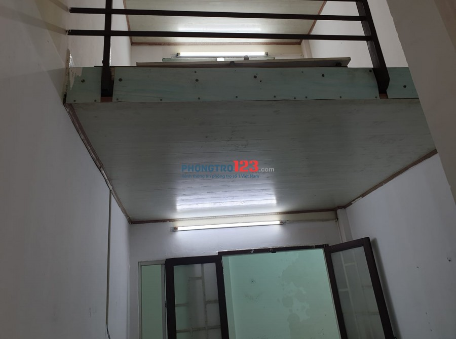 Phòng trọ 16m2 đường Đặng Chất Q8