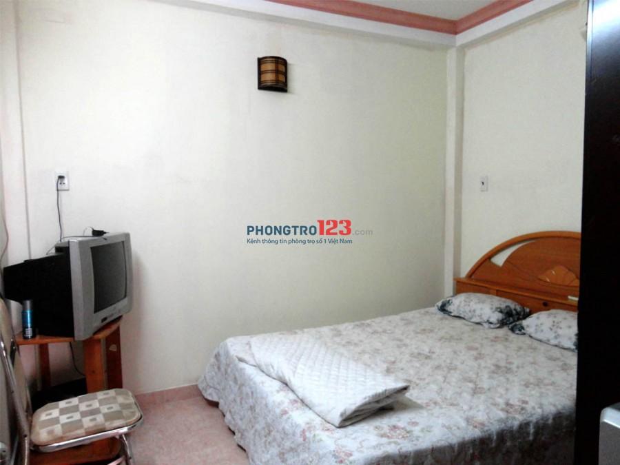 Cho Thuê Nguyên Tầng 1 Đầy Đủ Tiện Nghi Hẻm 270 Phan Đình Phùng, Phú Nhuận